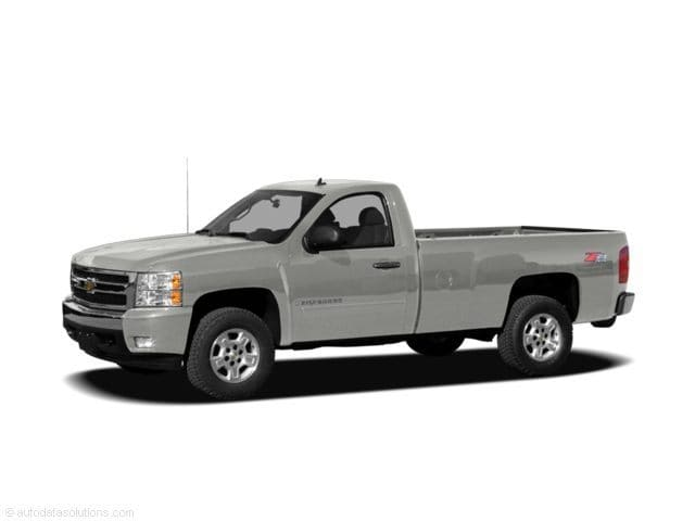 Photo 2010 Chevrolet Silverado 1500 2WD Reg Cab 119.0 Work Truck Regular Cab Pickup for Sale in Mt. Pleasant, Texas