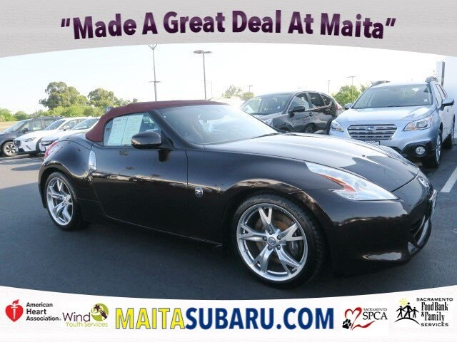 Photo Used 2012 Nissan 370Z Touring Available in Sacramento CA