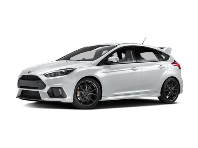 Photo Used 2017 Ford Focus RS for sale in San Antonio, TX