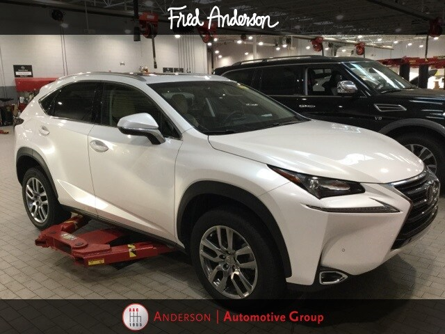 Photo Pre-Owned 2016 LEXUS NX 200t 200t SUV For Sale in Raleigh NC