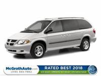 2002 Dodge Grand Caravan Minivan/Van