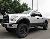 2017 Ford F-150 XLT 5.0L V8 LIFTED