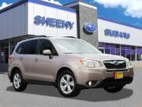 Certified Pre-Owned 2015 Subaru Forester 2.5i Limited in Springfield, VA