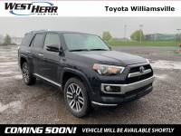 2016 Toyota 4Runner Limited SUV For Sale - Serving Amherst