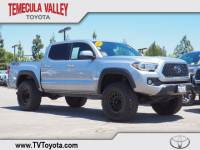 2018 Toyota Tacoma TRD Off Road V6 Truck Double Cab 4x2 in Temecula