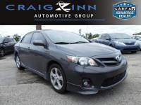 Pre Owned 2012 Toyota Corolla 4dr Sdn Auto L (Natl) VIN5YFBU4EE0CP051338 Stock Number9463301