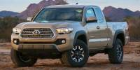 Pre-Owned 2017 Toyota Tacoma SR Access Cab 6' Bed I4 4x4 MT (GS)