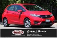 2016 Honda Fit EX in Concord