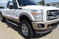 2012 Ford Super Duty F-350 SRW King Ranch Pickup