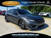 Pre-Owned 2018 Honda Civic Touring Sedan in Orlando FL