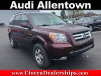 Used 2008 Honda Pilot EX For Sale in Allentown, PA