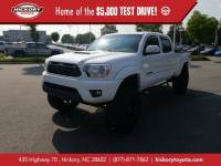 Used 2015 Toyota Tacoma 4WD Double Cab Long Bed V6 Automatic