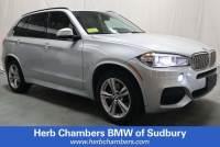 Pre-Owned 2014 BMW X5 xDrive50i M-Sport AWD SAV in Sudbury, MA