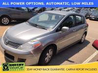 Used 2007 Nissan Versa 1.8 S Hatchback I-4 cyl for sale in Richmond, VA