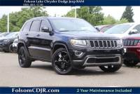 2015 Jeep Grand Cherokee Limited 4x2 SUV - Certified Used Car Dealer Serving Sacramento, Roseville, Rocklin & Citrus Heights CA