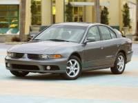 2002 Mitsubishi Galant LS Sedan
