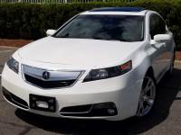 2012 AcuraTL Advance w/Leather,Sunroof,Navigation,Back-up Camera