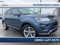 Used 2019 Ford Explorer Limited SUV 6-Cylinder SMPI Turbocharged DOHC in Miamisburg, OH