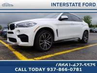 Used 2016 BMW X6 M Base SUV V8 DOHC 32V TwinPower Turbo in Miamisburg, OH