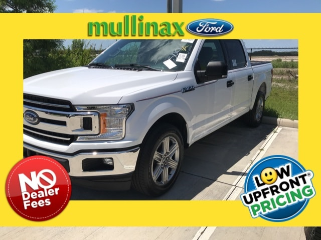 Photo Used 2019 Ford F-150 XLT W 3.5L Ecoboost, 20 Premium Wheels, 4G Wifi Truck SuperCrew Cab V-6 cyl in Kissimmee, FL
