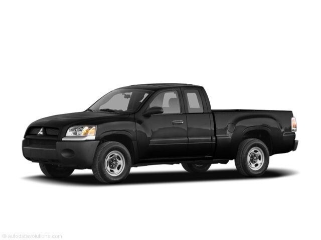 Photo Used 2008 Mitsubishi Raider LS Truck Extended Cab Dealer Near Fort Worth TX