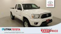Certified 2015 Toyota Tacoma 4x4 V6 Truck Access Cab in Springfield