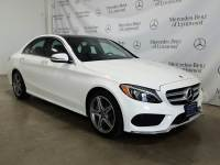 Certified Pre-Owned 2018 Mercedes-Benz C 300 4MATIC®