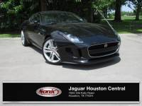 Certified Used 2016 Jaguar F-TYPE 2dr Cpe Auto RWD in Houston, TX