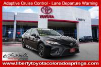 Certified 2019 Toyota Camry SE SE Auto For Sale in Colorado Springs