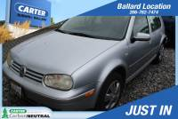 Used 2003 Volkswagen Golf GL for Sale in Seattle, WA
