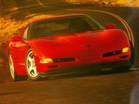 1999 Chevrolet Corvette Car RWD