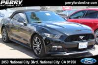 2016 Ford Mustang Ecoboost Premium, San Diego CA