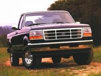 1996 Ford F-150 Truck Super Cab