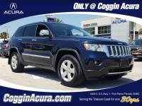 Pre-Owned 2012 Jeep Grand Cherokee Limited 4x4 SUV in Fort Pierce FL