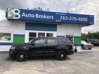 2018 Ford Explorer Police 4WD