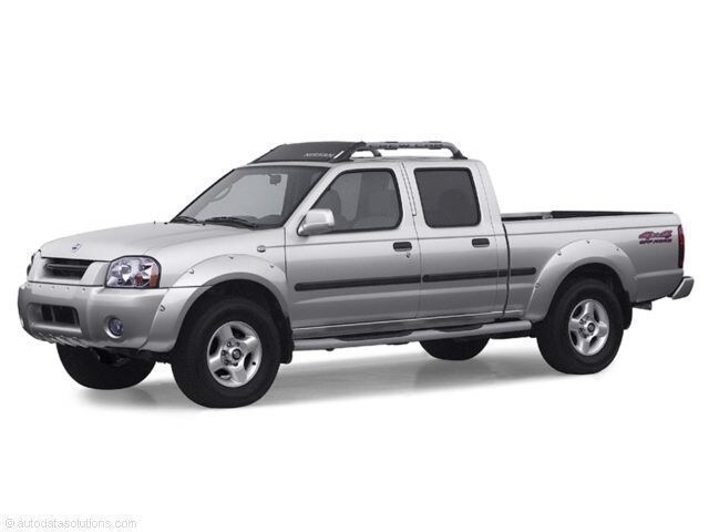 Photo Used 2003 Nissan Frontier Truck Long Bed Crew Cab in Kennesaw