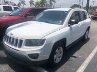 Used 2014 Jeep Compass Sport SUV in Miami
