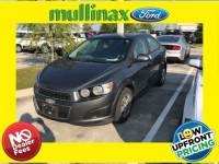 Used 2013 Chevrolet Sonic LS Sedan I-4 cyl in Kissimmee, FL