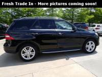 Certified Pre-Owned 2014 Mercedes-Benz M-Class ML 350 RWD 4D Sport Utility