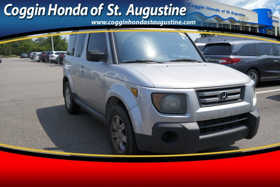Photo Pre-Owned 2007 Honda Element EX SUV in St Augustine FL