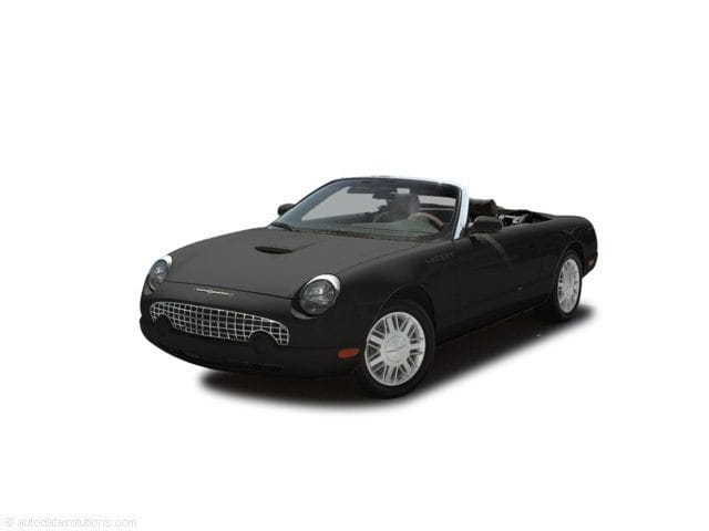 Photo Used 2004 Ford Thunderbird For Sale at Moon Auto Group  VIN 1FAHP60A34Y108975