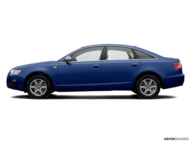 Photo Used 2007 Audi A6 3.2 Sedan For Sale in Asheville, NC