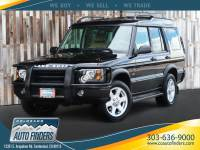 2003 Land Rover Discovery 4dr Wgn HSE