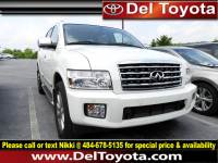 Used 2010 INFINITI QX56 4DR SUV AWD For Sale in Thorndale, PA   Near West Chester, Malvern, Coatesville, & Downingtown, PA   VIN: 5N3ZA0NC2AN908402