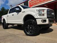 2016 Ford F150 Lifted >> 2016 Ford F 150 Platinum Supercrew 5 5 Ft Bed 4wd Custom Lifted