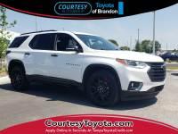 Pre-Owned 2019 Chevrolet Traverse Premier SUV near Tampa FL