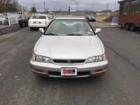Used 1996 Honda Accord Cpe For Sale at Duncan's Hokie Honda   VIN: 1HGCD7257TA007370