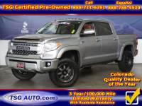 2015 Toyota Tundra 4WD Truck CrewMax 5.7L V8 AT Platinum W/Cstm Lift/Wheels