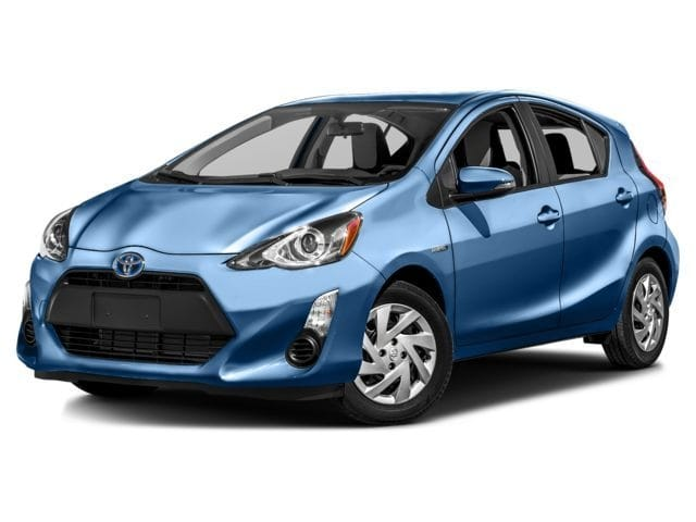 Photo Used 2016 Toyota Prius c Hatchback Two Front-wheel Drive For Sale Streamwood, IL