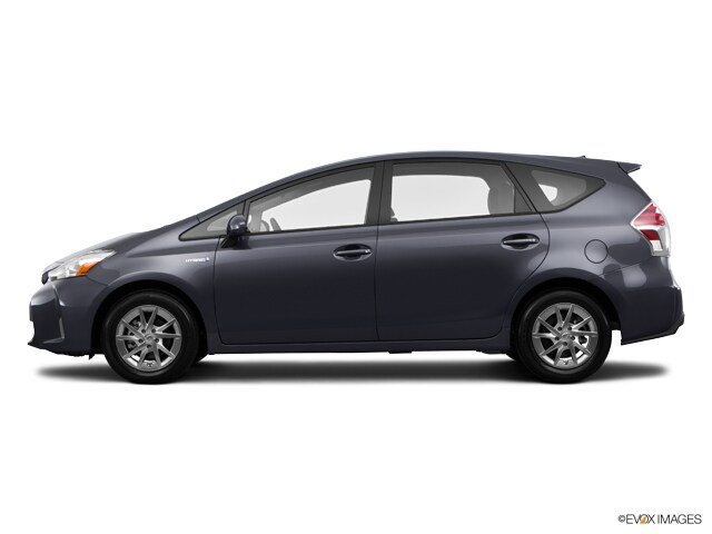 Photo Used 2016 Toyota Prius v Wagon Three Front-wheel Drive For Sale Streamwood, IL